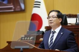 안효돈 의원, '대산공단 안전대책 마련 및 서산시 대기권역지정' 촉구