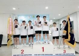 서산여자중, 사격부 대회 신기록 세우며 '7연패' 달성
