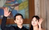 톱스타 부부 송중기, 송혜교 결혼 2년만에 파경