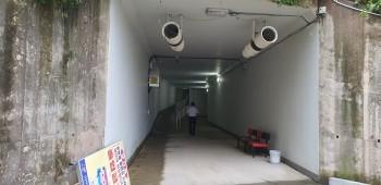 부영아파트~양우내안애아파트 굴다리, 벽화로'새단장'