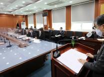 서산시의회, 의원 정책간담회 개최