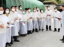 서산시의회, 폭염 대비 양계·양식 농어가 현장 방문