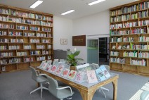 사립수목원 최초 '민병갈식물도서관' 개관